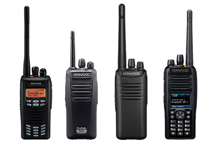 kenwood digital radios