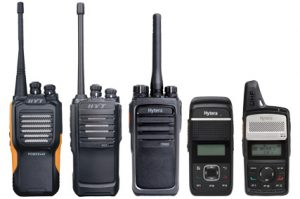 hytera 446 radios