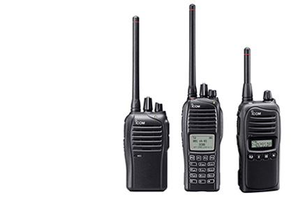icom digital radios