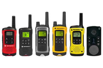motorola 446 radios