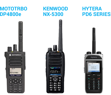 sector-two-way-radio