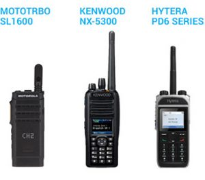 sectors radios recommendations 1