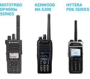 sectors radios recommendations 2