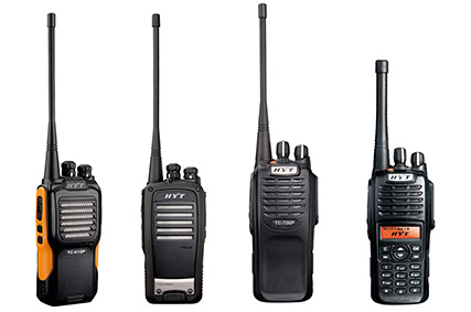 hytera analogue radios
