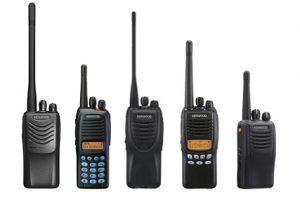 kenwood analogue radios