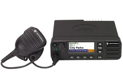 motorola mobile radios
