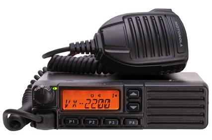 motorola vertex mobile radios