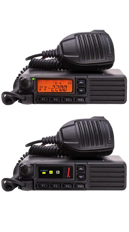 motorola vx-2100 and vx-2200