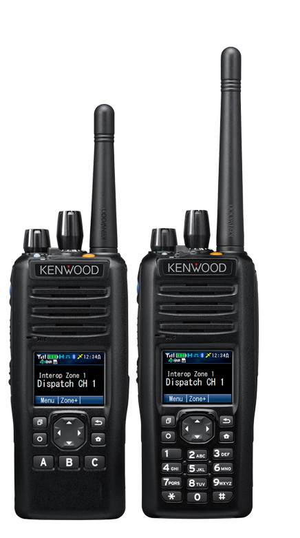 Kenwood nx-5000 Series