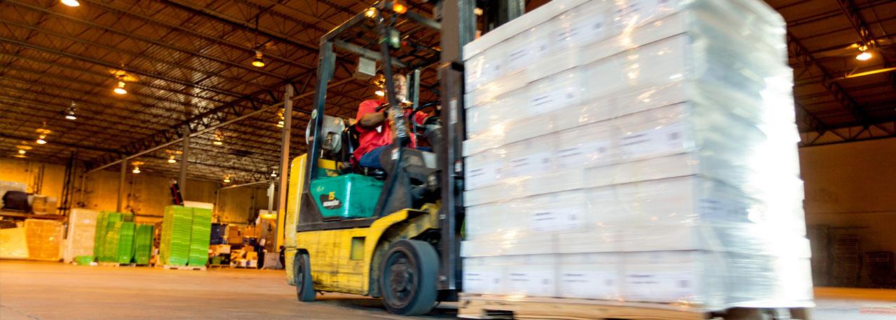 distribution sector