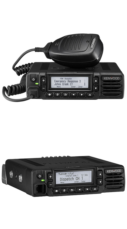 kenwood nx-3000 series mobile radios