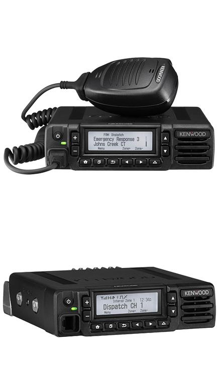 kenwood nx-3000 series mobile radios